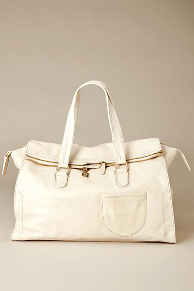 Vanessa Bruno среден размер чанта за ръката