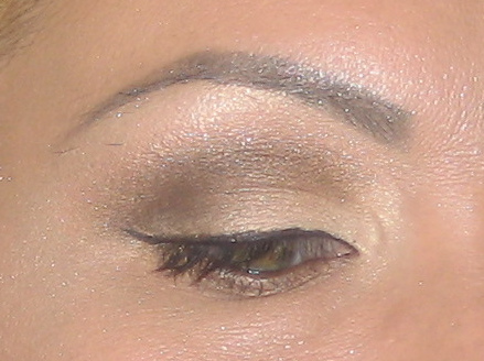 Неутрално опушено око