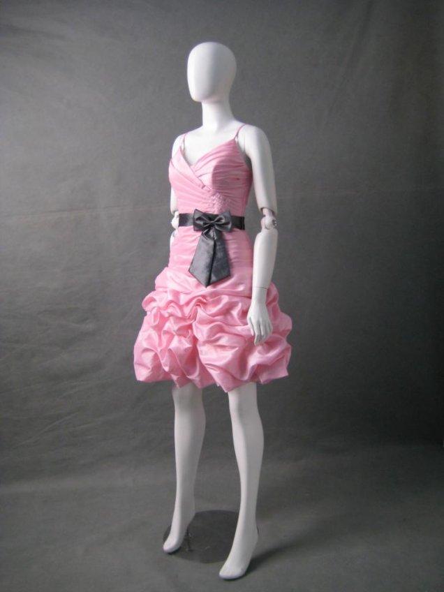lady_s_fashion_dress_bridal_gowns_evening рокли официални тоалети коктейл розово бебе
