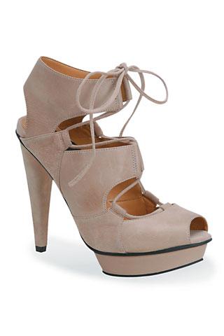 Алдо - сандали с връзки