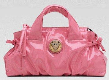 Gucci истерично розова чанта
