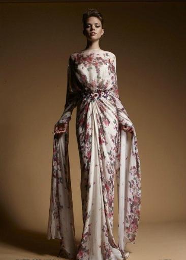 Колекция рокля zuhair murad 2012