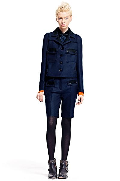 Комплект къси панталони и сако спортни See Есен-Зима 2011 от Chloe