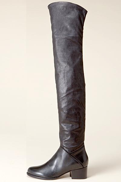 Равни ботуши над коляното Vanessa Bruno Есен-Зима 2011