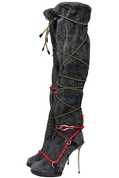 Високи ботуши на ток Bally Есен-Зима 2011