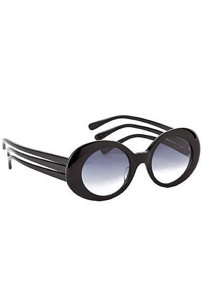 Очила с леопардови рамки Jean Paul Gaultier Есен-Зима 2011