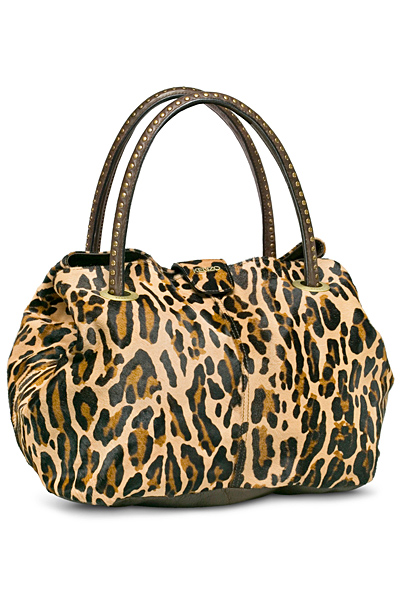 Леопардова чанта Kenzo Есен 2011
