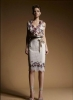 Къса рокля цветя zuhair murad 2012