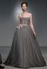 Рокля в сиво с панделка Сватбени рокли Vera Wang Пролет-Лято 2012