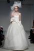 Сватбена рокля с ефектна голяма панделка на талията Vera Wang Пролет-Лято 2012