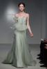 Сватбена рокля с пепелив оттенък Vera Wang Пролет-Лято 2012