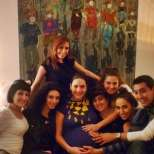 Шехерезада бременна