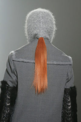 Alexander Wang шапка качулка