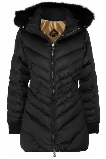 Модерни зимни якета 2013