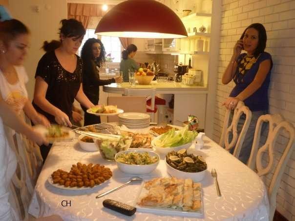 Домът на Шехерезада и Онур парти