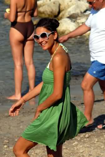 Бергюзар Корел на плаж