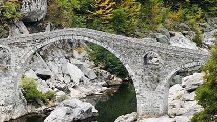 Дяволският мост снимки