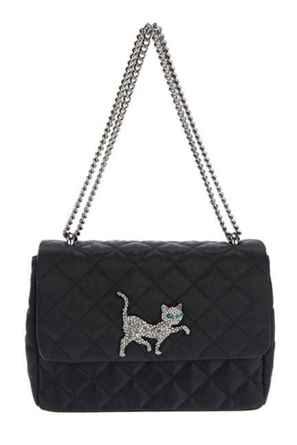 Чанта с котка
