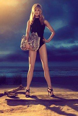 Никол Кидман за Jimmy Choo лято 2014
