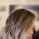 Техника за боядисване на косата Шато есен 2018