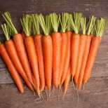 алкални храни- моркови