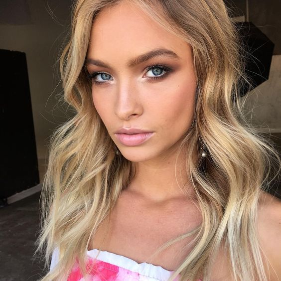 Холивудска блондинка лято 2018