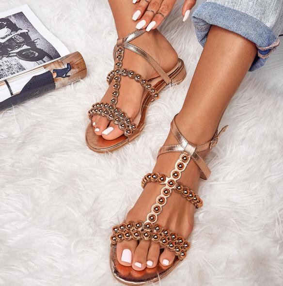 Модерни сандали лято 2018