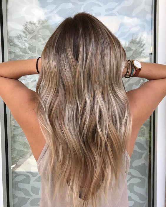 Арктическа блондинка лято 2018