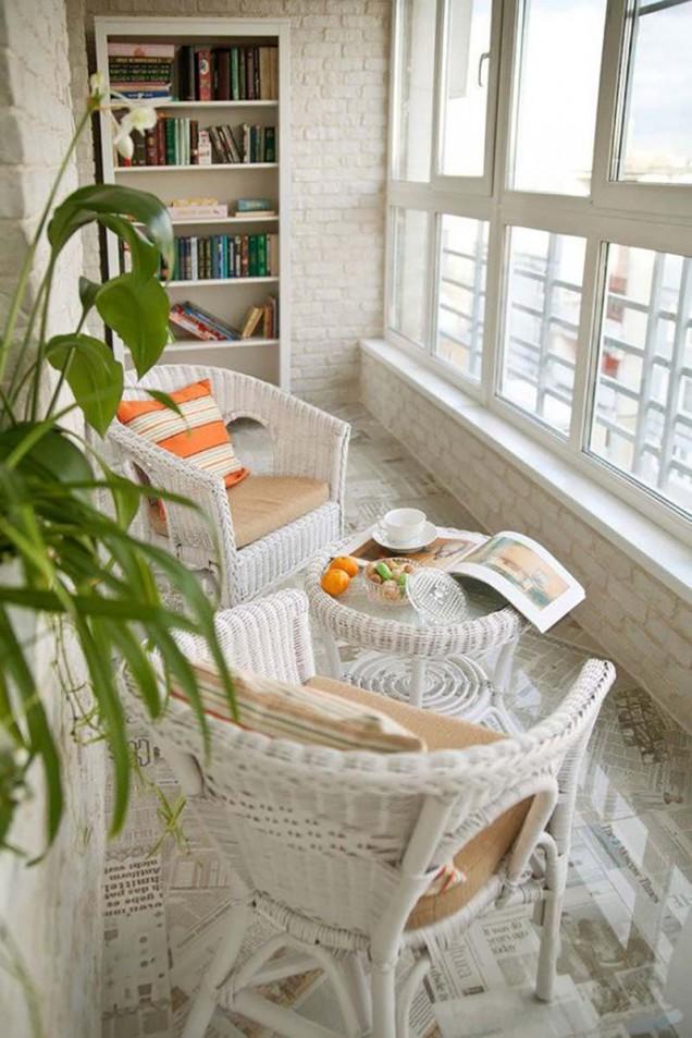идеи за декорация на балкон 4