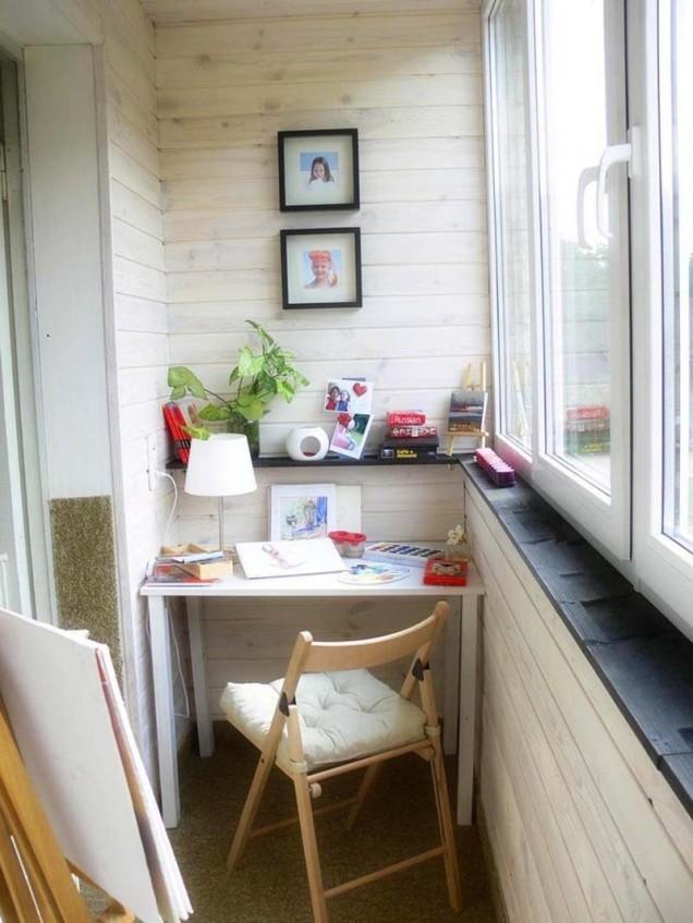 идеи за декорация на балкон 3