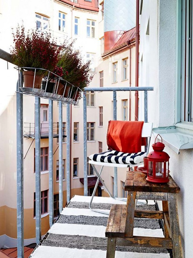 идеи за декорация на балкон 5