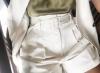 Къси бели панталони лято 2018