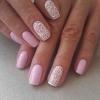 Лято в розово: Нежни идеи за красив розов маникюр (Снимки)