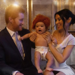 Предположение как ще изглежда бъдещето дете на Хари и Мегън