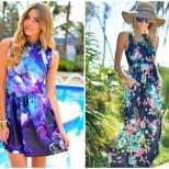 пролетно- лятно рокли 2019