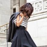 стилна дълга пола