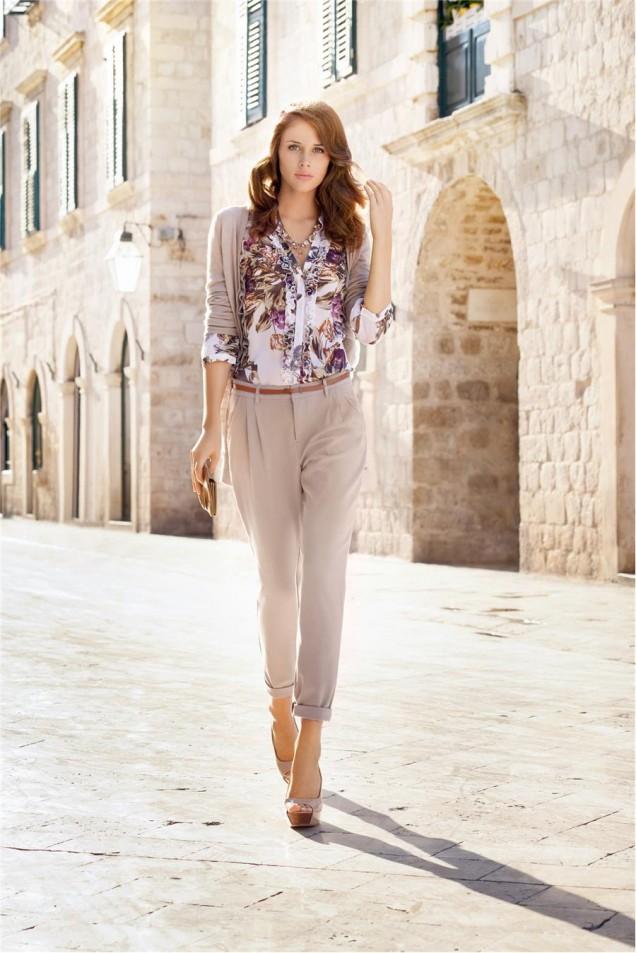 елегантна визия в панталон