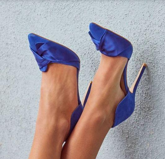 обувки на ток евтини