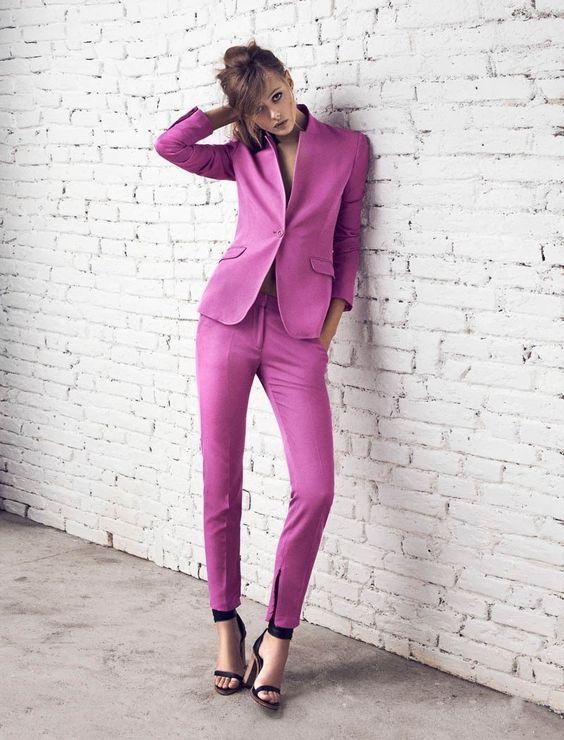 официални дамски костюми 2019