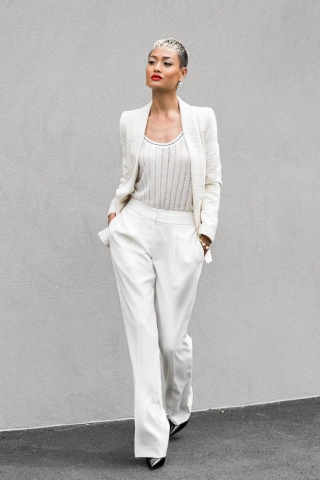 дамски елегантни костюми с панталон