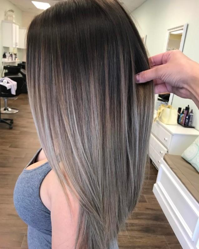 Балеаж за светла коса