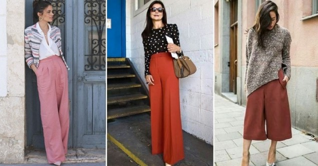 модни тенденции в панталоните