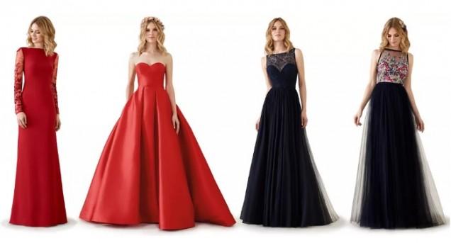 идеи за официални рокли