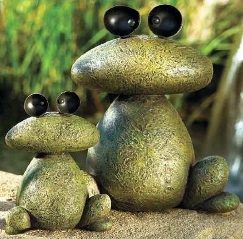 оригинални жаби от камъни