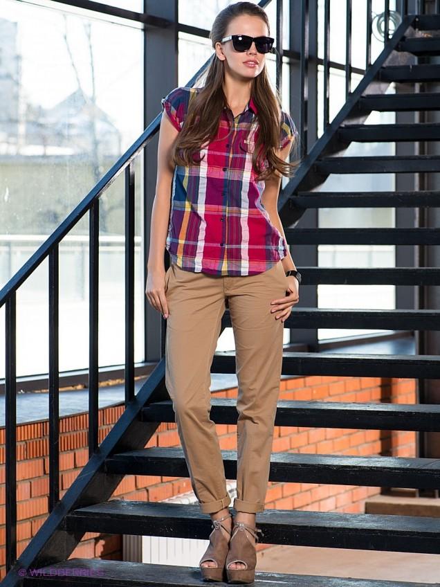 стилна визия в панталон
