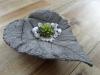 декорация в листо от бетон