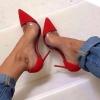 високи обувки