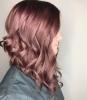 Шоколадова лилия за коса