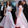 Кейт Мидълтън стилна рокля