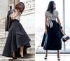 28 модерни поли, които скриват всички несъвършенства, удължават краката ви и силуета ви изглежда по- тънък (снимки)